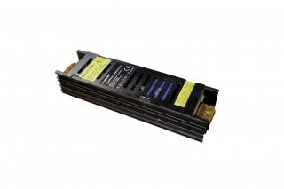 ZASILACZ LED MODUŁOWY LONG BLACK IP20 / 24V / 6,25A / 150W Nextec